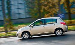 Nissan Tiida. Новый Вид.