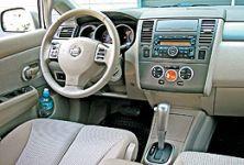Nissan Tiida. Игры генетиков