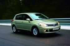 Toyota Auris, Mitsubishi Lancer, Nissan Tiida, Citroen C4