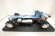 электрокар EV-11 (Tiida)