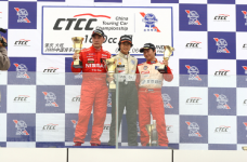 VI этап Чемпионата CTCC 2009
