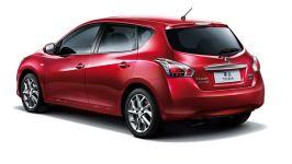 new Nissan Tiida
