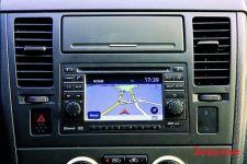 обновленная Nissan Tiida