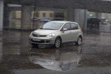 Nissan Tiida. Фотогалерея.